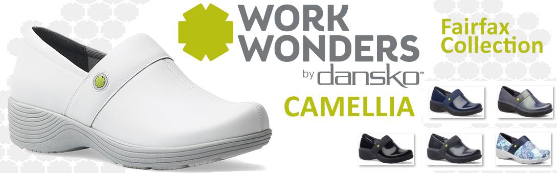 Camellia Work Wonders by Dansko™
