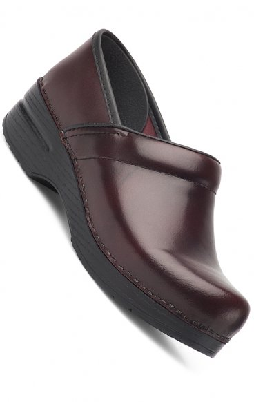 Cordovan Cabrio Leather - The Professional by Dansko (Women's)