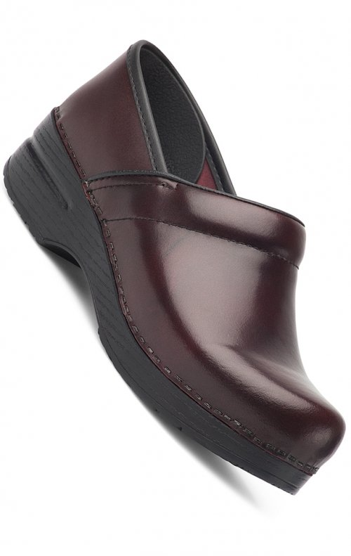 8d057003ee0 Cordovan Cabrio Leather - The Professional by Dansko (Women s ...