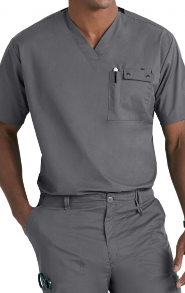 6618 WonderFlex Honor Men's Utility Media Tops
