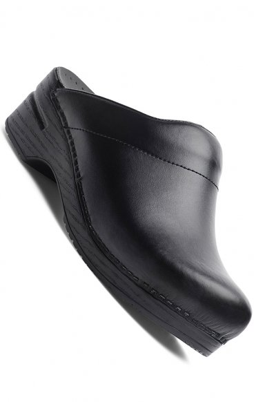 Dansko Clogs Men's - Karl Black Box Leather