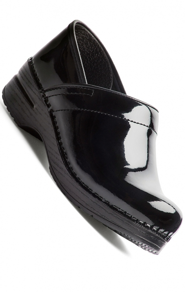 Black Patent Leather - The Professional by Dansko (Men's)