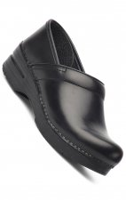 Black Cabrio Leather - The Professional by Dansko (Men's)