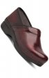 Women's Pro XP Dansko Clogs - Burgundy Cabrio Leather