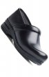 Women's Pro XP Dansko Clogs - Black Cabrio Leather