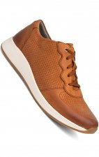Saddle Burnished Nubuck Leather Women's Christina Sneakers by Dansko