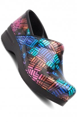 Color Weave Patent Leather - The Professional by Dansko (Women's)