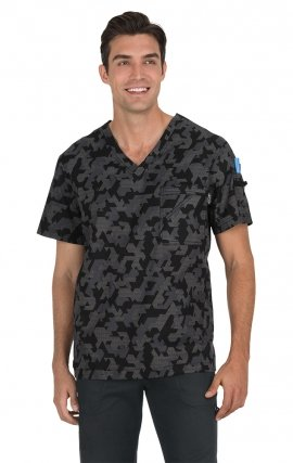 Coby Haut - Techno Camo Black