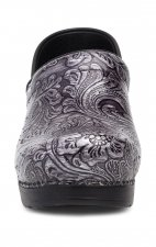 Wide Pro Grey Tooled Patent by Dansko (Women's)