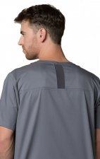 [EON] 5308 EON Active - Men's Mesh Panel 3-Pocket V-Neck Top