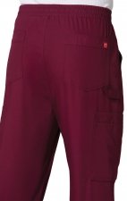 8206T - Red Panda - TALL Men's Full Elastic 10-Pocket Cargo Pant