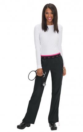 560448268c7 720 Koi Lite™ Scrubs Spirit Elastic Waist Slim Fit Pant