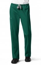 500 WonderWORK Unisex Drawstring Cargo Scrub Pant (Men's View) - Inseam: Regular 31""