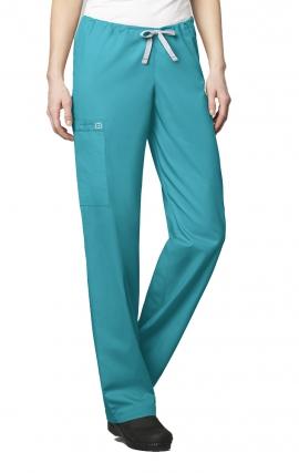 500 WonderWORK Unisex Pantalon à cargaison avec cordon (La vue d une femme) a8ac673dac4d