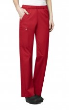 501 WonderWork Elastic Waist Cargo Scrub Pants Classic Fit and True-Plus Fit - Inseam: Regular 31""