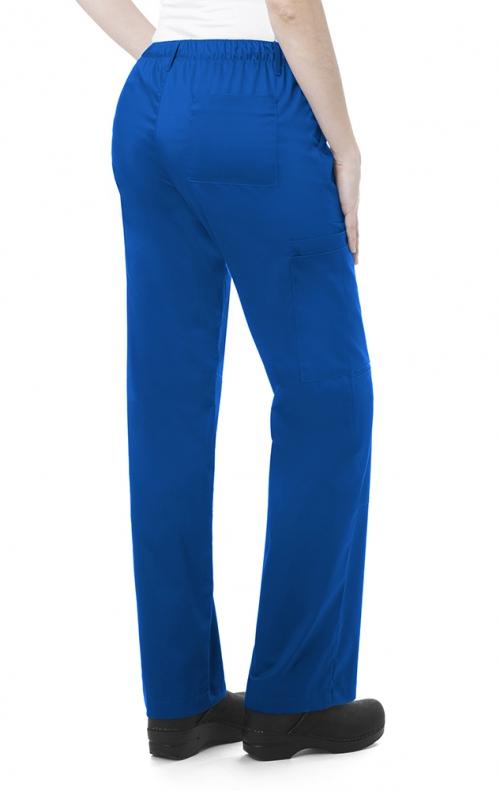 51c7cb56bb78 504 WonderWORK Women s Straight Leg Cargo Scrub Pant - Regular 31 ...