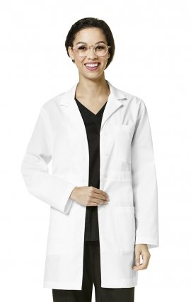 700 - WonderWORK  Women's Classic Lab Coat