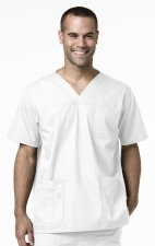 C15208 Carhartt Men's Ripstop Multi-Pocket Scrub Top