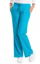 9095 Healing Hands Scrubs Purple Label STRETCH Taylor Pant