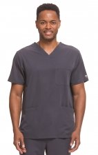 2590 HH Works by Healing Hands Men's Matthew V-Neck Scrub Top