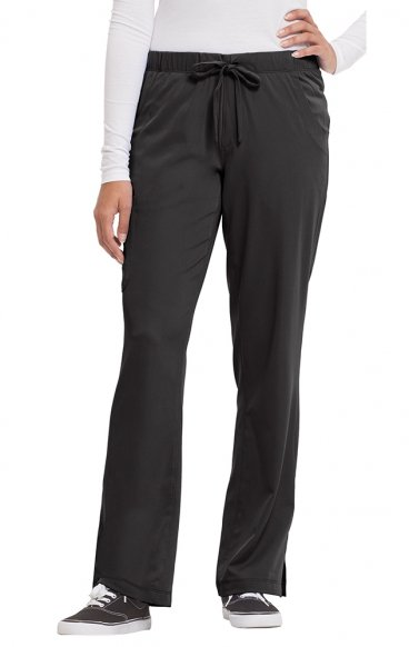 9560T TALL Rebecca HH Works 6 Pocket Drawstring Waist Straight Leg Cargo Scrub Pants - Inseams: 33 1/2""