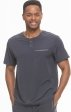 2350 Healing Hands HH360 Shawn Henley Style Men's Scrub Top