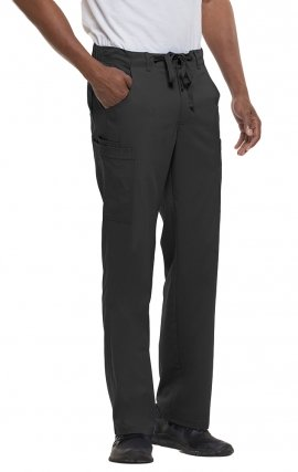 9124 Healing Hands Scrubs Blue Label Men's Dylan Cargo Pants