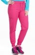7710 Med Couture Performance Touch PANTALON JOGGER YOGA - Regular: 29.5po