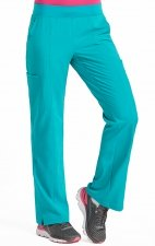 8744 Med Couture Energy Stretch YOGA TWO CARGO POCKET PANT