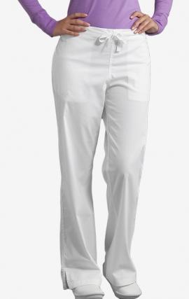 840aafc5822 *FINAL SALE 8705 White Med Couture Signature EZ Flex Scrub Pant. New!