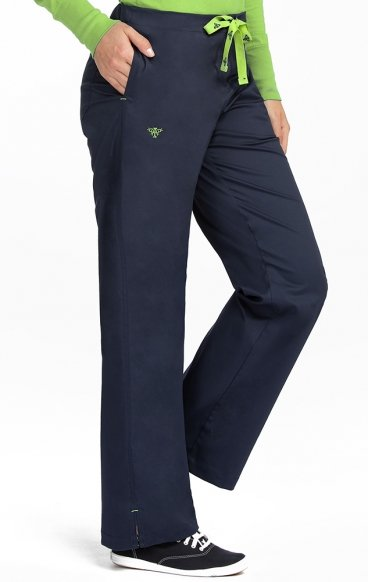 "8705P Petite (29"") Med Couture Signature DRAWSTRING PANT"