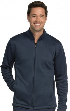 8688 Med Couture Professional MEN'S PERFORMANCE FLEECE JACKET