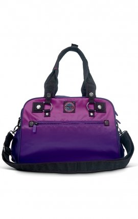 A155 koi Ombre Utility Bags - Mulberry/Grape