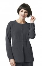 8312 [PRISM] WonderWink HP Women's Snap Front Jacket