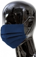 WFMASK MOBB ONE (1) NAVY REUSABLE WASHABLE FACE MASK **