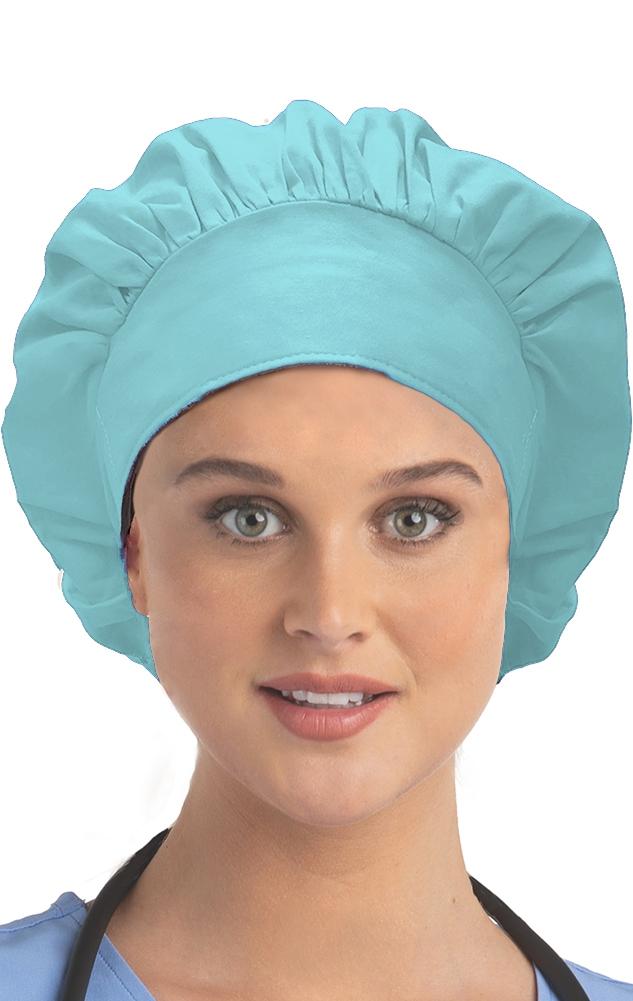 Optimistic Bouffant Scrub Hat
