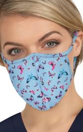 BA157 koi Scrub Face Mask - Bright Butterflies - Filtre remplaçable PM2.5