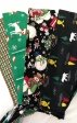 SC440PR MOBB Assorted Christmas Print Unisex Surgeon's Cap