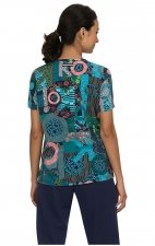 *FINAL SALE 1012PR koi Next Gen Rest Less Top - Crazy 4 U