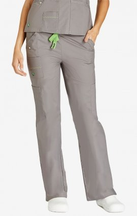 CPW-0916 The Grace Pant - CROCS - Steel Gray