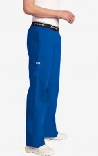 Boot Cut aileron de chiquenaude MOBB Scrub Pant -  Royal Blue (RO)