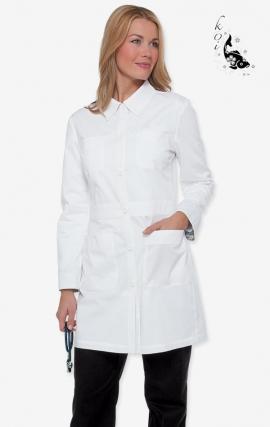 419 REBECCA Lab Coat