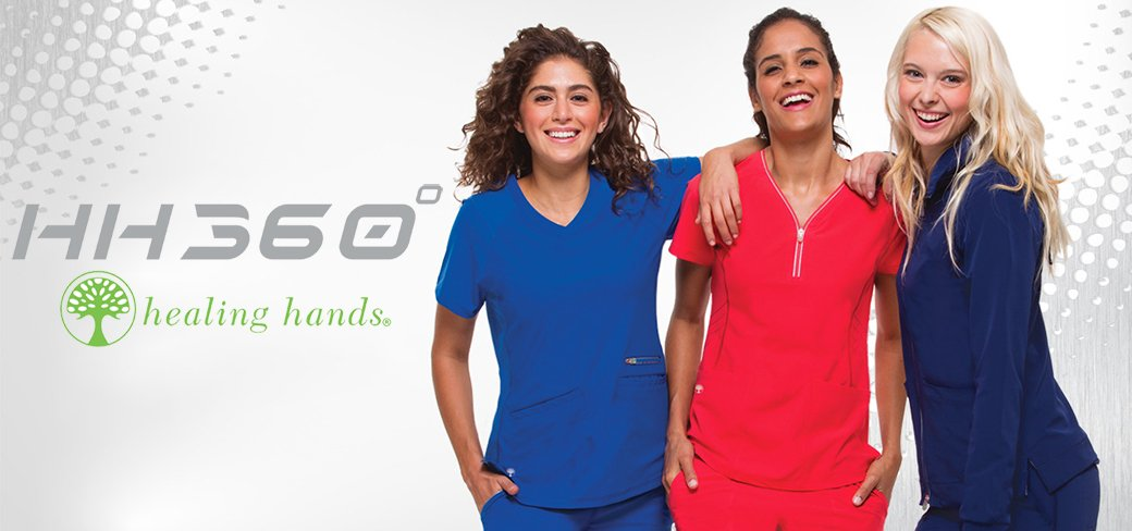 HH360 Uniforms by Healing Hands Canada