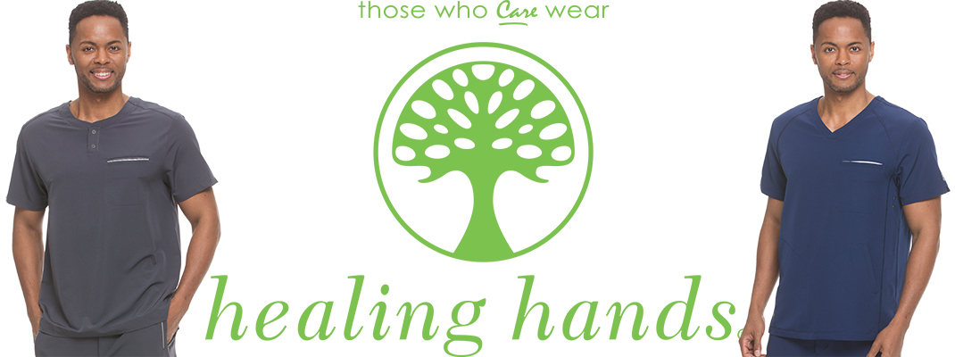 Uniforms For Men - Healing Hands