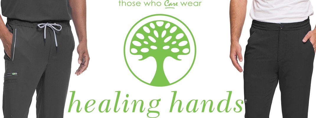 Pant Uniforms For Men - Healing Hands