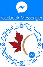 Contact us with Facebook Messenger