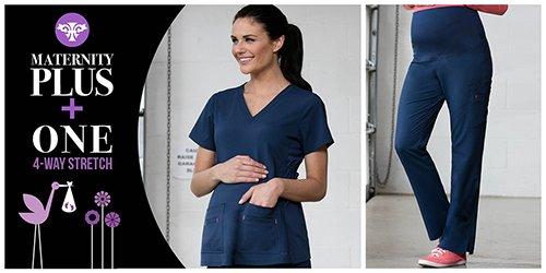 Med Couture Plus One Maternity