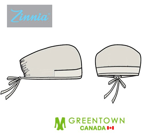 Greentown Scrub Caps