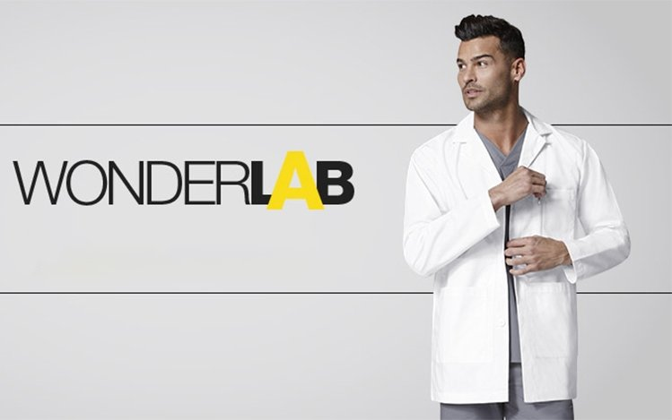 WonderLAB Men's Lab Coats Canada