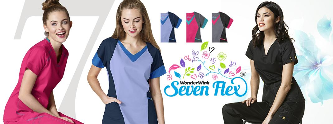 057e5cdb97b WonderWink Seven Flex - Scrubscanada.ca